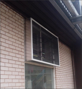 Canopy For Insect Screens From Emerald Flyscreens